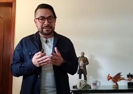 """""""Falsas las listas que circulan de candidatos de MORENA en el Edomex"""": Daniel Serrano Palacios"""