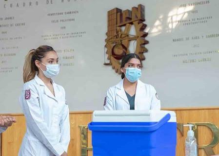 Capacita IPN a brigadistas voluntarios en la aplicación de vacunas contra SARS-CoV-2