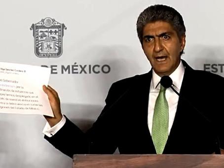 Ernesto Nemer Álvarez, exhibe la desesperación de Mario Delgado