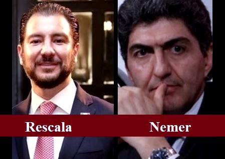 ¿Qué hará Ernesto Nemer Álvarez con Elías Rescala Jiménez?