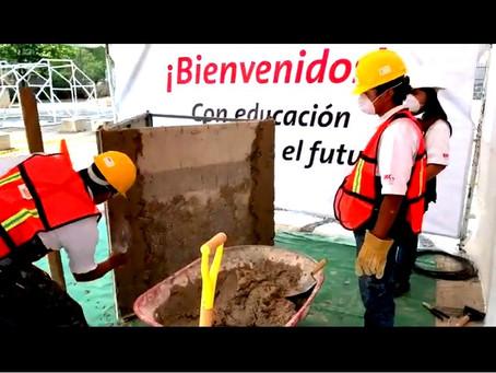 Albañiles toman cursos de capacitación en la UNAM