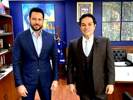Enrique Vargas del Villar marca la unidad en el PAN Edomex