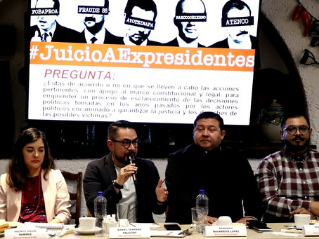 """""""MORENA no se debe distraer con futurismos políticos"""", puntualiza Daniel Serrano Palacios"""