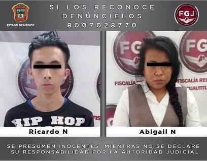 Capturan a cajera de Banco Azteca, que provocó el suicidio de un adulto mayor en Huehuetoca, Edomex