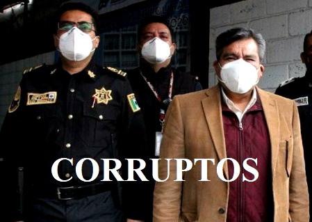 Ricardo Núñez Ayala, adjudica ilegalmente la compra de mil 200 uniformes de policía