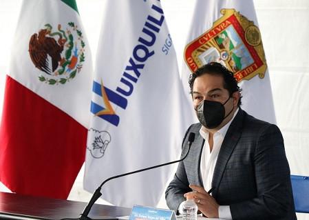 Huixquilucan fue el primer municipio en solicitar autorización para compra de vacunas