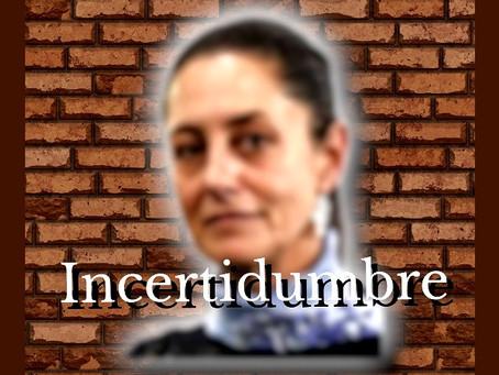 Claudia Sheinbaum, sería una precandidata muy débil para Marcelo Ebrard