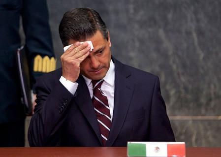 Sin aliados (y con rumores de una posible captura), Enrique Peña Nieto, cumple 54 años de edad