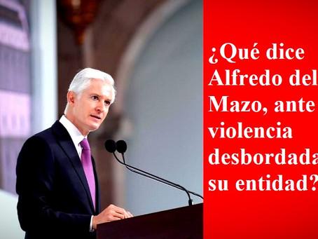 ¿Autodefensas en el Estado de México?
