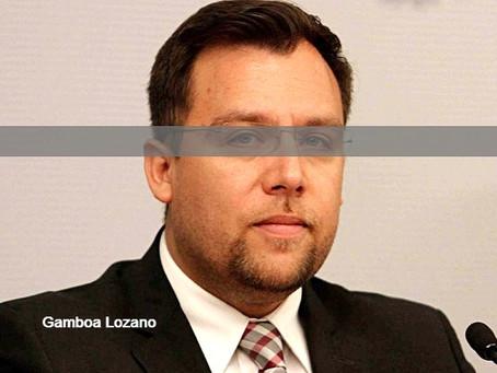 #ÚLTIMAHORA La esposa facilitó el asesinato del ex funcionario federal, Alfredo Isaac Gamboa Lozano