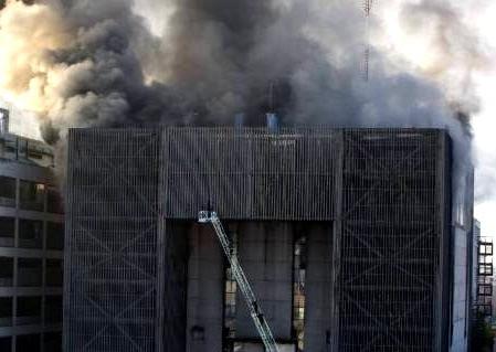 Toda la información, videos y alternativas, ante el caos que originó el incendio en el Metro CDMX