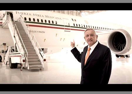 """""""Enrique Peña Nieto, también había planeado rechazar el avión presidencial"""""""