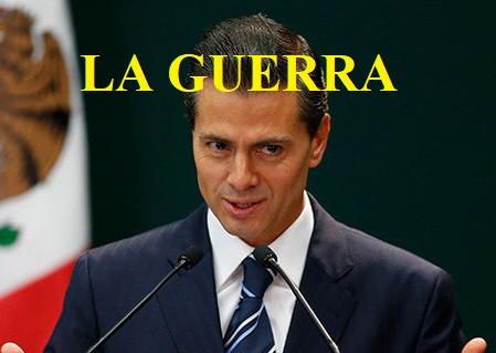 Enrique Peña Nieto envía mensaje: está en la mejor disposición de hundir a Emilio Lozoya Austin