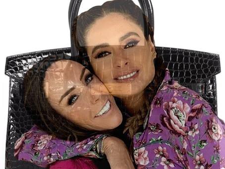Inés Gómez Mont, regaló un bolso de 4 millones de pesos