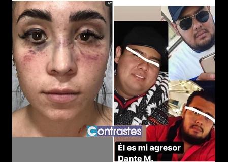 Kenya Mirelle Castillo Cruz, pide auxilio ante amenaza de muerte