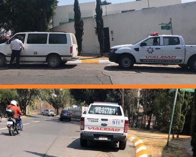 Huixquilucan y su efectivo esquema de seguridad