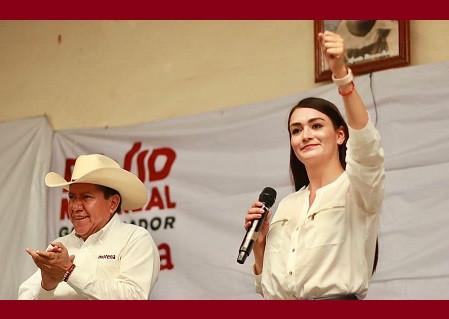 Benelly Jocabeth Hernández Ruedas, fue detenida en 2015…¡ahora es candidata de MORENA!