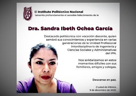 Sandra Ibeth Ochoa García, el nuevo feminicidio en el Edomex. ¿Dónde está Alfredo Del Mazo?