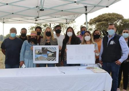 La comunidad Llano Grande de Huixquilucan contará con su primera preparatoria pública