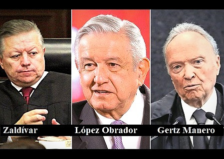"""""""El ministro y el fiscal, no acudieron a mi Segundo Informe por arrogantes"""": López Obrador"""