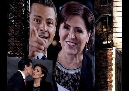 Rosario Robles dispuesta a hundir a Enrique Peña Nieto, Luis Videgaray, Meade...