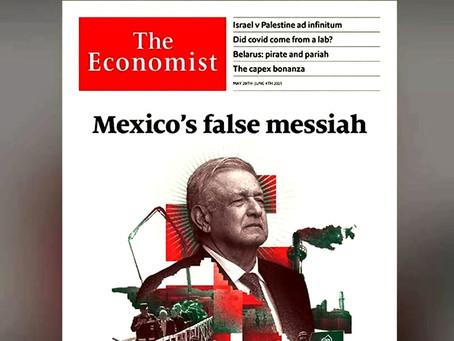 El falso mesías / Por José  Alberto González Aguilar