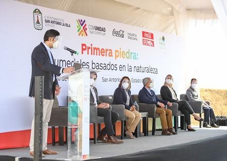 Coca-Cola invertirá más de 170 mdp para llevar agua limpia al Edomex, Baja California y Quintana Roo