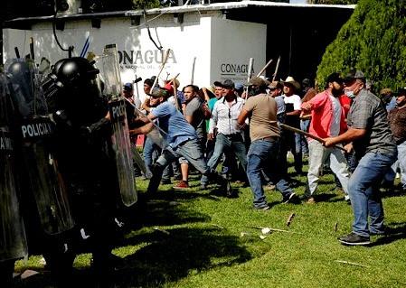 Chihuahua en estado de alerta; la población se subleva contra López Obrador