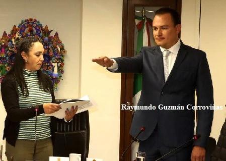Raymundo Guzmán Corroviñas, presidente municipal de Metepec
