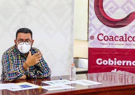 Darwin Eslava logra bajar la incidencia delictiva en Coacalco en un 39%