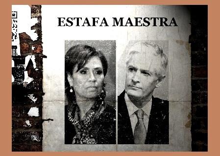 ¿Denunciará también Rosario Robles a Alfredo del Mazo Maza, por la Estafa Maestra?