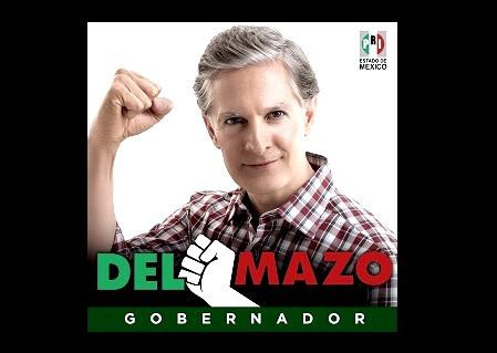 """Alfredo del Mazo Maza, se benefició electoralmente de la """"Estafa Maestra"""""""