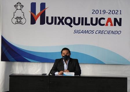 Huixquilucan cuenta con 10 millones de pesos para la adquisición de vacunas contra COVID-19