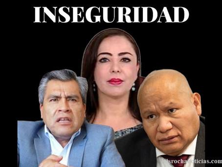 El crimen tiene permiso en Naucalpan, Tlalnepantla y Cuautitlán Izcalli