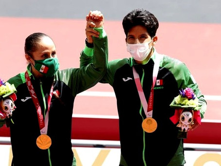 Mónica Rodríguez Saavedra, consigue oro y récord mundial para México en los Juegos Paralímpicos