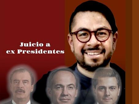 """""""Los ex presidentes son culpables de la desgracia nacional"""", afirma Daniel Serrano Palacios"""
