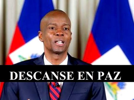 Enorme tensión social en Haití ante el asesinato del presidente Jovenel Moise