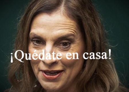 """AMLO llevará a la """"mafia del poder"""" con  Trump...¡pero dejará en México a Beatriz Gutiérrez Müller!"""