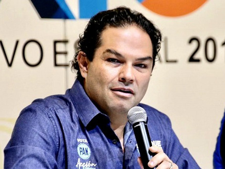 """""""Morena quiere causar crisis política en el Edomex"""", afirma Enrique Vargas del Villar"""