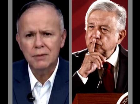 López Obrador le declara la guerra a Ciro Gómez Leyva