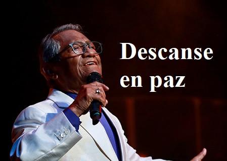 """Hasta siempre Armando Manzanero; """"te extraño, como se extrañan las noches sin estrellas"""""""