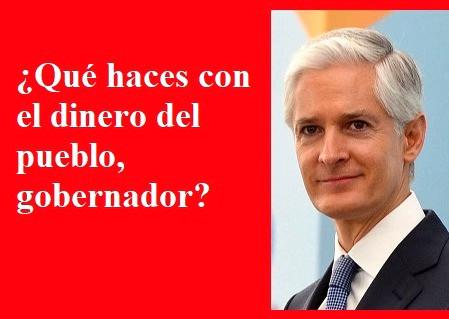 """Nuevamente auditarán a Alfredo del Mazo Maza, por el programa """"Apoyo al Desempleo"""""""