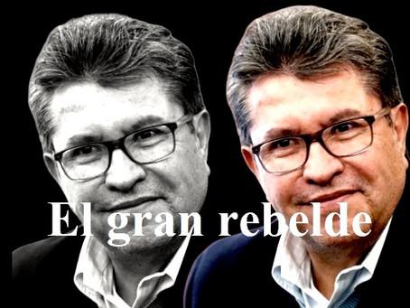 """""""Voy a estar en la boleta electoral presidencial en 2024"""", afirma Ricardo Monreal Ávila"""