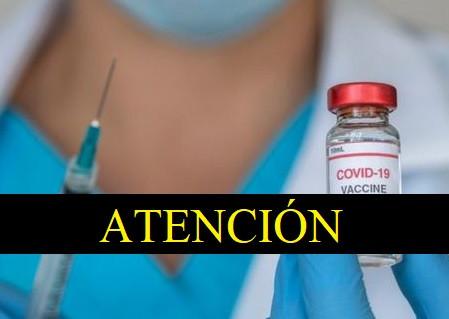 No iniciará aún la aplicación de vacunas contra COVID en Coacalco