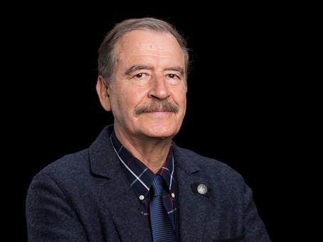 """""""López (Obrador) deja de hacerte sonso"""", reclama Vicente Fox al presidente"""