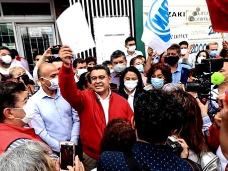 Marco Antonio Rodríguez Hurtado, y la enorme oportunidad de desaparecer a MORENA de Tlalnepantla