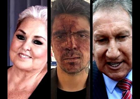 Lupita D'Alessio reta a la familia de Arturo Montiel
