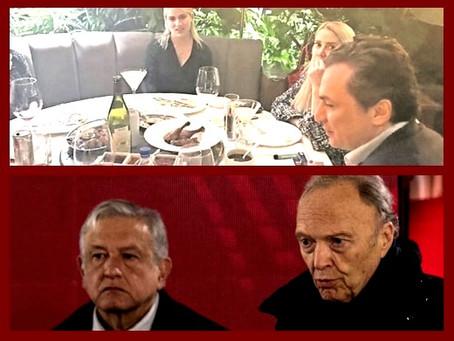 Lozoya provoca conflicto entre López Obrador y Gertz Manero