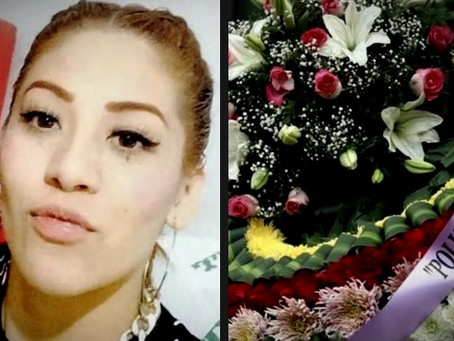 "Cientos de personas despiden a Fernanda Olivares ""Polly"""