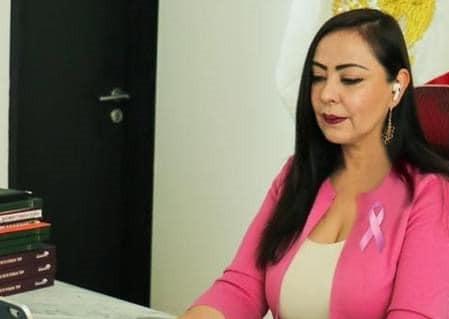 Morenistas protestan por la reelección de Patricia Durán Reveles
